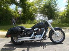 2004 honda shadow sabre vt1100c2 for sale used motorcycle classifieds. Black Bedroom Furniture Sets. Home Design Ideas