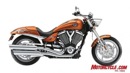 2009 Victory Motorcycles Hammer NuclearTattoo 09 Pr