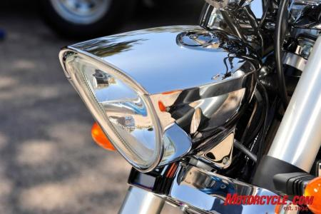 2009 Victory Motorcycles Headlight bucket