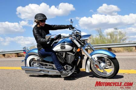 2009 Victory Motorcycles KingpinLow lifestyle