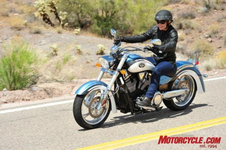 2009 Victory Motorcycles KingpinLow lifestyle5