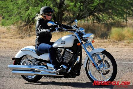 2009 Victory Motorcycles VegasLow lifestyle4