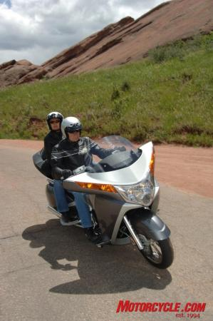 2009 Victory Motorcycles VictoryVisionTour location2