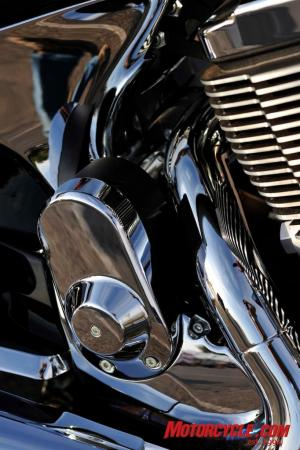 2009 Victory Motorcycles Vision 10thAnniv 09 Reverse2