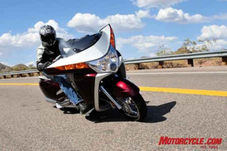 2009 Victory Motorcycles VVisionStreet lifestyle