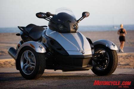 2008 Can-Am Spyder IMG 7518