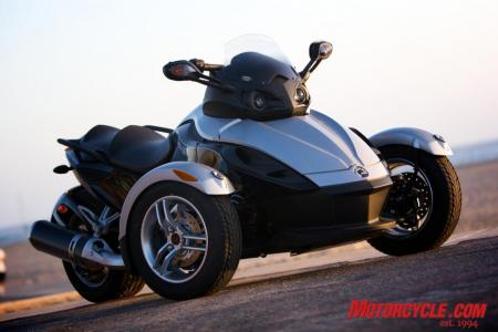 2008 Can-Am Spyder IMG 7523