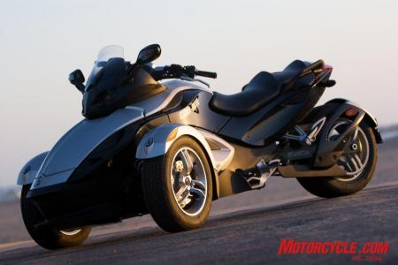 2008 Can-Am Spyder IMG 7531