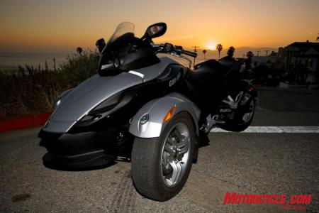2008 Can-Am Spyder IMG 7553