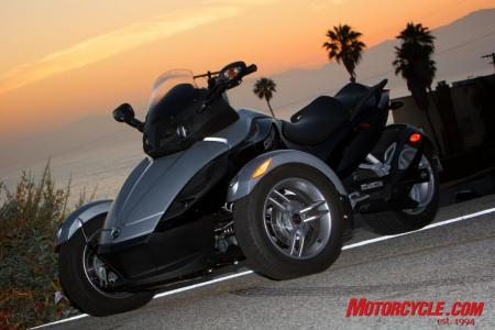 2008 Can-Am Spyder IMG 7580