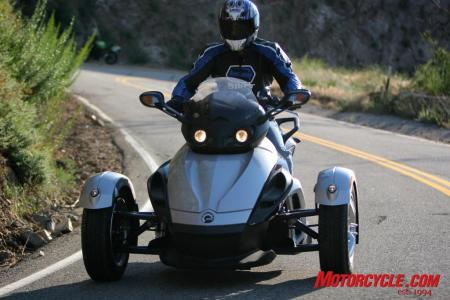 2008 Can-Am Spyder IMG 7584