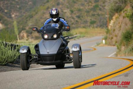 2008 Can-Am Spyder IMG 7606