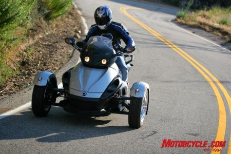 2008 Can-Am Spyder IMG 7613
