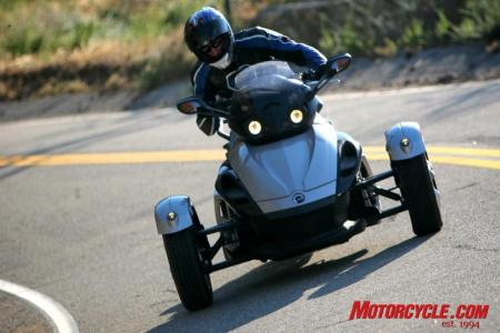 2008 Can-Am Spyder IMG 7631