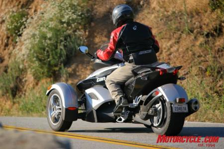 2008 Can-Am Spyder IMG 7702