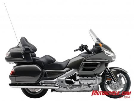 09 GoldWing Titanium