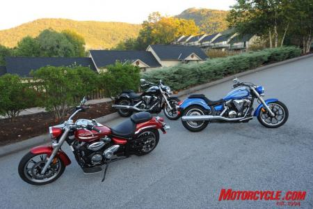 Motorcycle Lifestyle  Yamaha V Star 950 Review