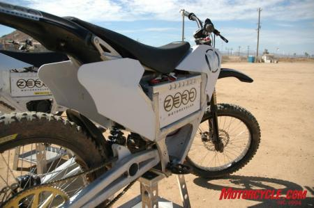 Zero X Electric Bike DSC 0130