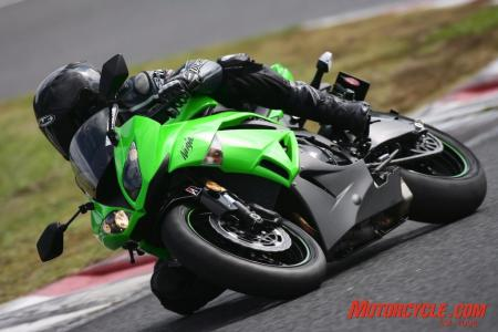 Although not a ground-up redesign, the latest ZX-6R makes for a significant step up from the previous version.