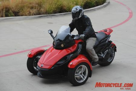 2009 can am spyder se5 review can am spyder forums the y factor community. Black Bedroom Furniture Sets. Home Design Ideas