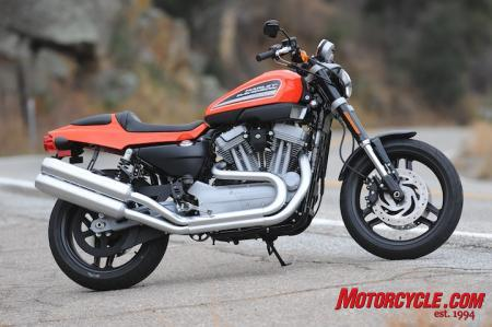 Here's the XR1200 that we didn't get first.