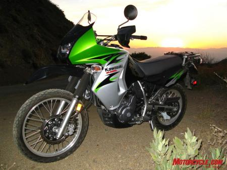 Keep your suggestions coming in for our KLR650 project bike.