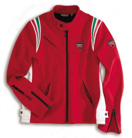 duc corse jacket windproof