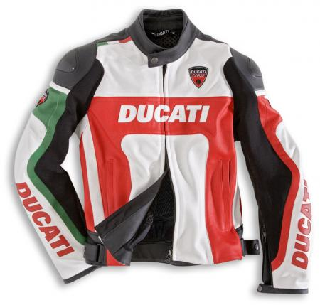 duc corse jacket leather