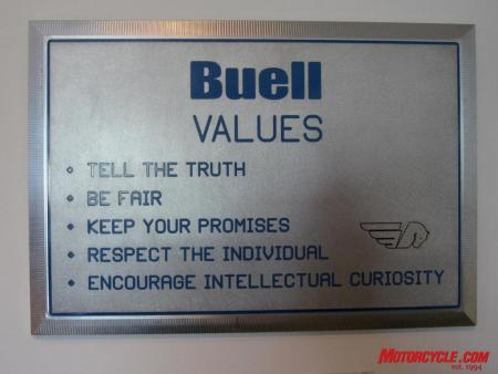 Buell Tour2 Buell Values