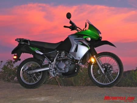 Best Of Kawi-KLR650