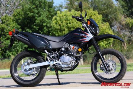 2009 Honda CRF230M Review - Motorcycle.com