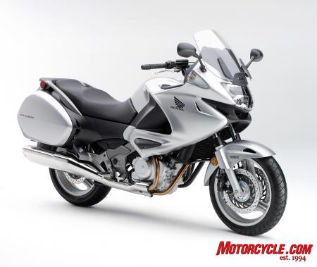 Previously available in Europe as the Deauville, the Honda NT700V will make its way to this side of the Atlantic as a 2010 model.
