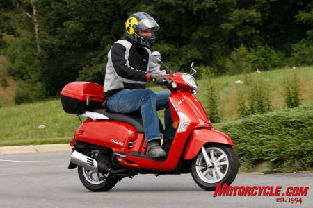 Picture: Scooter - 2010 Kymco Like 50 1