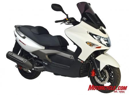 2010 Kymco Xciting 500Ri Studio1
