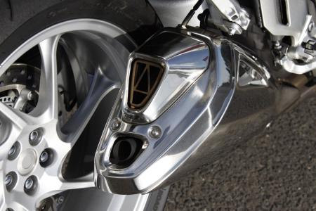 Honda VFR Exhaust
