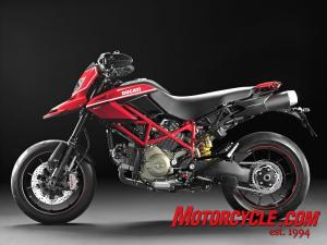 2010 Hypermotard 1100EVO SP.