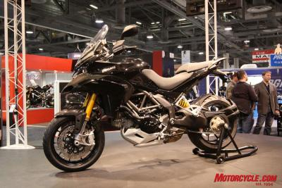 Cycle World International Motorcycle Show Long Beach  Ducati