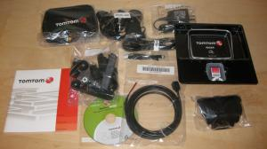 Here�s what you get with the TomTom Rider 2.