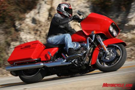 RoadGlide CrossCountry Comparo FONZ5805