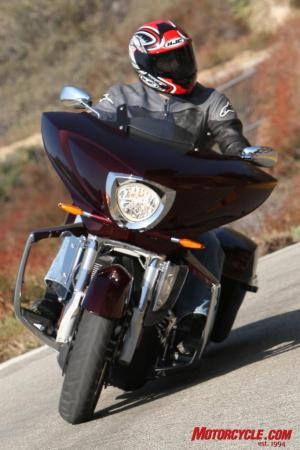 RoadGlide CrossCountry Comparo FONZ5899