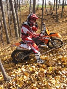 Where do I sign up? The KTM 300 XC-W wins over another test pilot.