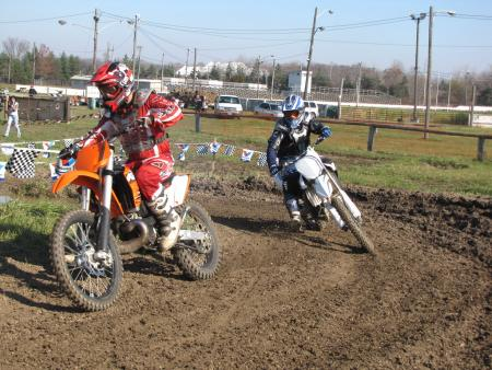 In motocross classes where displacement isn�t an issue the KTM 300 XC-W would make a very effective weapon.