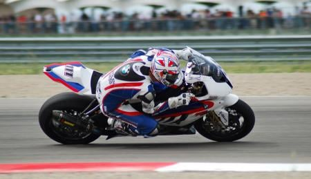BMW's results during the U.S. round of WSBK last year weren't great, however, Troy Corser finished in 13th place overall for the year, with Xaus 17th overall. Not bad for a first year effort on an unproven bike.