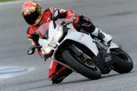 Is the base model RSV4 any good? Oh yeah!