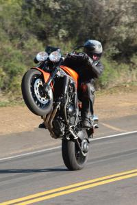 The Triumph Speed Triple: Still a thrill!