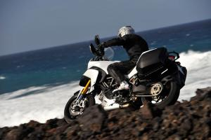 The Multistrada 1200 – pursuer of adventures.