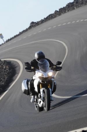 2010 Ducati Multistrada TIN7125