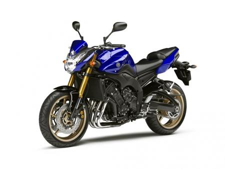 The FZ8 replaces the FZ6 in Yamaha Europe's product lineup.
