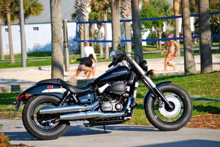 Honda Shadow Phantom DSC_0129