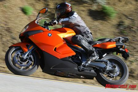 BMW�s K1300S has a potent powerplant.